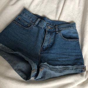 brandy melville john galt shorts